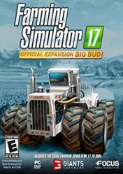 Buy Farming Simulator 17 Big Bud Pack DLC pc cd key for Steam