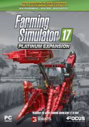 Buy Farming Simulator 17 Platinum Expansion pc cd key for Steam