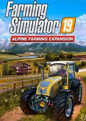 Buy Cheap Farming Simulator 19: Alpine Farming Expansion PC CD Key