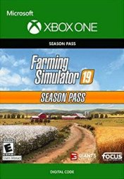 Buy Farming Simulator 19 Season Pass Xbox One