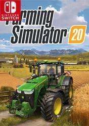 Buy Cheap Farming Simulator 20 NINTENDO SWITCH CD Key