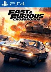 Buy Cheap Fast and Furious Crossroads PS4 CD Key