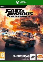 Buy Cheap FAST & FURIOUS CROSSROADS XBOX ONE CD Key