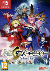 Buy Cheap Fate/Extella: The Umbral Star NINTENDO SWITCH CD Key