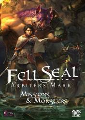 Buy Cheap Fell Seal: Arbiters Mark Missions and Monsters PC CD Key