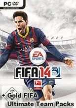 Buy FIFA 14 Gold Ultimate Team Packs PC CD Key