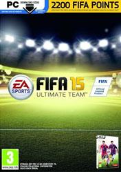 Buy FIFA 15 2200 Ultimate Team Points PC CD Key