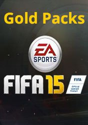 Buy FIFA 15 Gold Packs PC CD Key