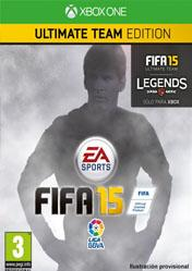 Buy FIFA 15 Ulimate Team Edition XBOX ONE CD Key