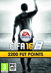 Buy FIFA 16 2200 FUT Points pc cd key for Origin