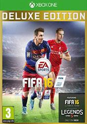 Buy FIFA 16 Deluxe Edition XBOX ONE CD Key