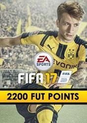 Buy FIFA 17 2200 FUT Point PC CD Key