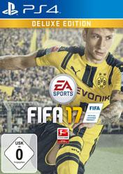 Buy FIFA 17 Deluxe Edition PS4 CD Key