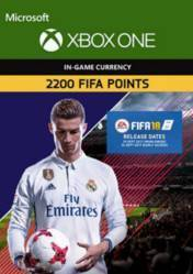 Buy FIFA 18 2200 FUT Points XBOX ONE CD Key