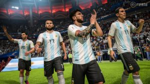 FIFA 18 is getting Russia's 2018 World Cup for free