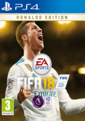 Buy FIFA 18 Ronaldo Edition PS4 CD Key