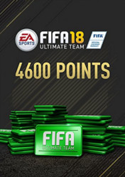 Buy FIFA 18 Ultimate Team 4600 FIFA Points PC CD Key