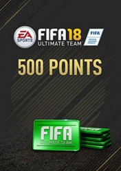 Buy FIFA 18 Ultimate Team 500 FIFA Points pc cd key for Origin