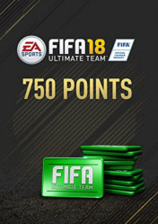 Buy FIFA 18 Ultimate Team 750 FIFA Points PC CD Key