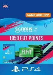 Buy FIFA 19 1050 FUT Points PS4 CD Key