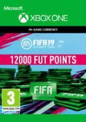 Buy FIFA 19 12000 FUT Points Xbox One