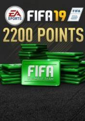Buy FIFA 19 2200 FUT Points PC CD Key