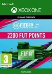 Buy FIFA 19 2200 FUT Points Xbox One