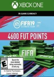 Buy FIFA 19 4600 FUT Points Xbox One