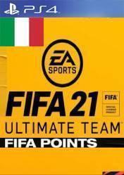 Buy Cheap FIFA 21 FUT POINTS Italian Accounts PS4 CD Key
