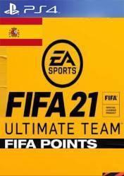 Buy Cheap FIFA 21 FUT POINTS Spanish Accounts PS4 CD Key