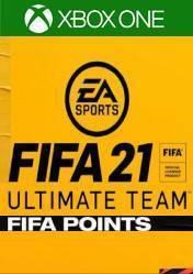 Buy Cheap FIFA 21 FUT POINTS XBOX ONE CD Key