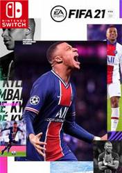 Buy FIFA 21 NINTENDO SWITCH CD Key