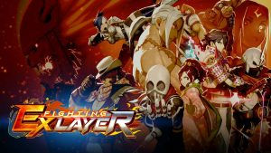 Fighting EX Layer is coming to PC