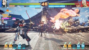 Fighting Ex Layer will be released on November 30 on Steam