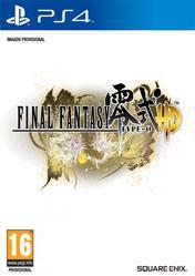 Buy Cheap Final Fantasy Type-0 HD PS4 CD Key