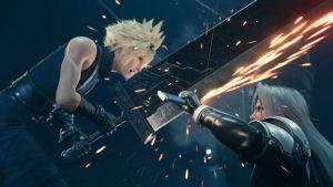 Final Fantasy VII Remake has gone GOLD