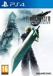 Buy FINAL FANTASY VII REMAKE PS4 CD Key
