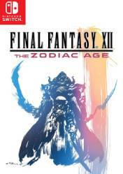 Buy Cheap Final Fantasy XII The Zodiac Age NINTENDO SWITCH CD Key