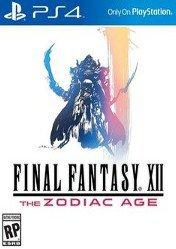 Buy Cheap Final Fantasy XII The Zodiac Age PS4 CD Key