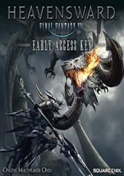 Buy Final Fantasy XIV A Realm Reborn Heavensward Early Access PC CD Key