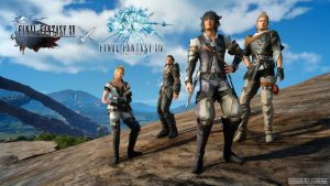 Final Fantasy XIV announces a crossover with Final Fantasy XV