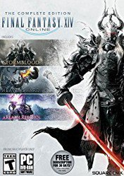Buy Cheap Final Fantasy XIV Complete Edition PC CD Key