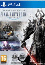 Buy Cheap Final Fantasy XIV Complete Edition PS4 CD Key