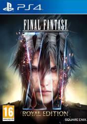 Buy Final Fantasy XV Royal Edition PS4 CD Key