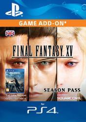Buy Final Fantasy XV Season Pass PS4 CD Key