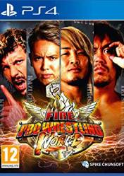 Buy Fire Pro Wrestling World PS4