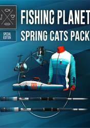 Buy Cheap Fishing Planet Spring Cats Pack PC CD Key