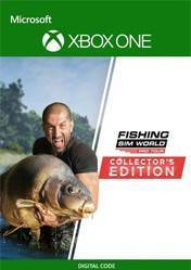 Buy Cheap Fishing Sim World Pro Tour Collectors Edition XBOX ONE CD Key