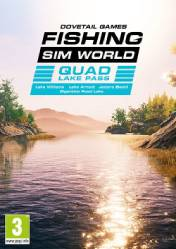 Buy Cheap Fishing Sim World: Quad Lake Pass PC CD Key