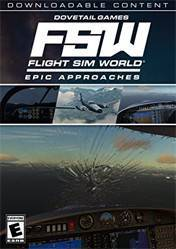 Buy Cheap Flight Sim World Epic Approaches Mission Pack PC CD Key